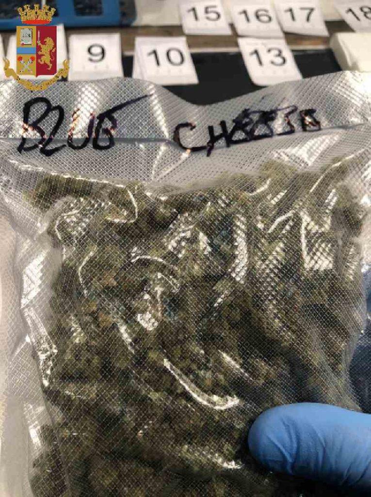 vistrorio arrestati droga