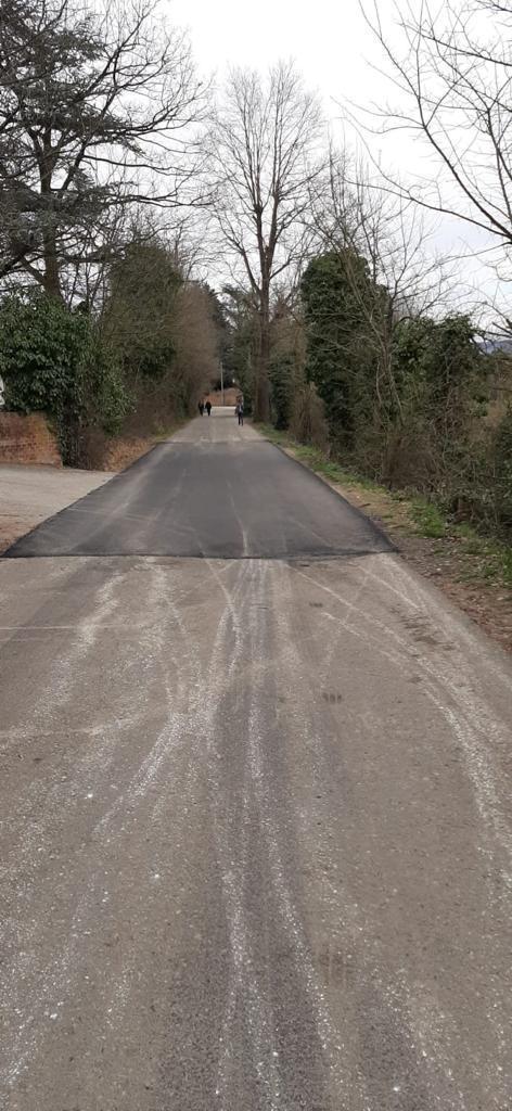 Asti lavori asfaltatura 1