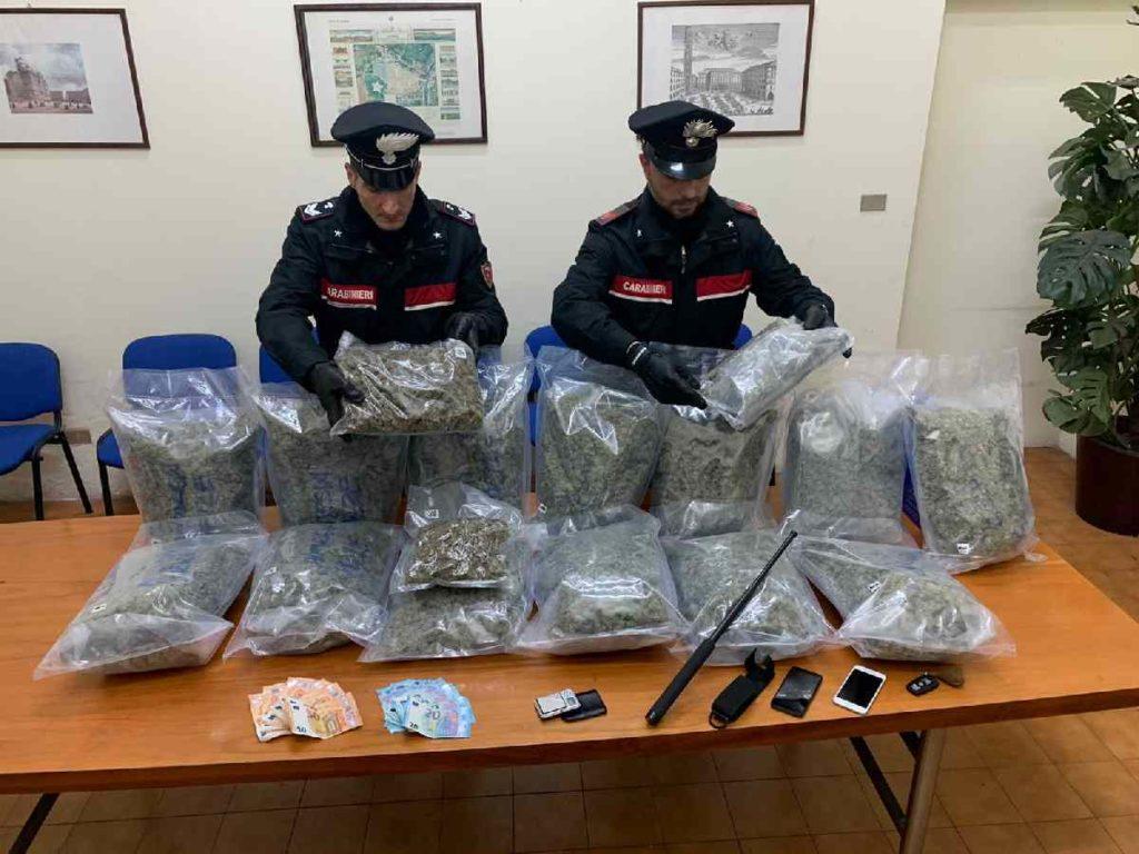 Mappano arrestato per droga