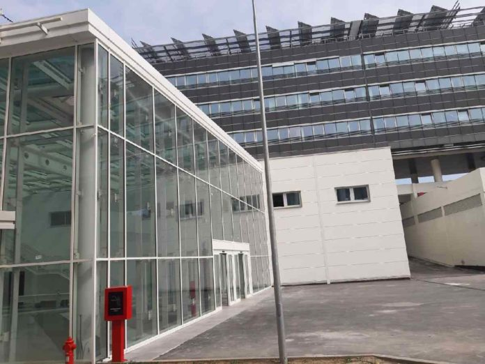 VERDUNO covid hospital piemonte 3