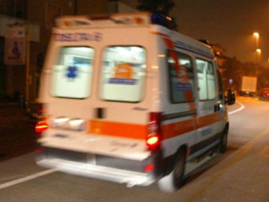 ambulanza corsa