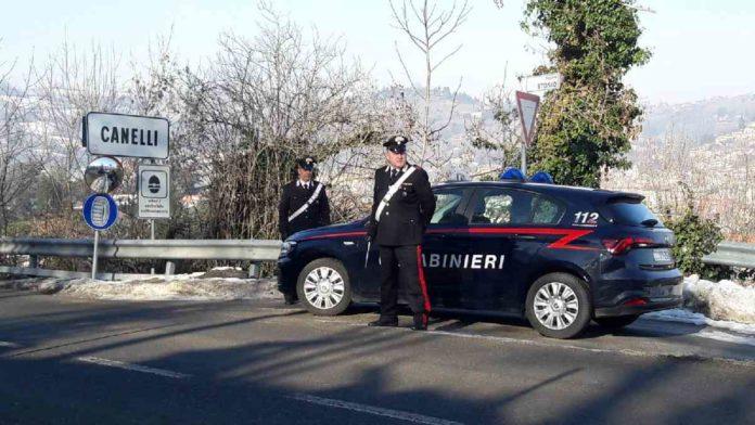canelli carabinieri