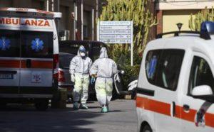 coronavirus ospedale ambulanze Italia Fg
