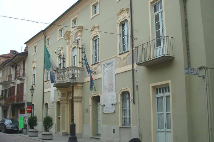 san giorgio canavese municipio