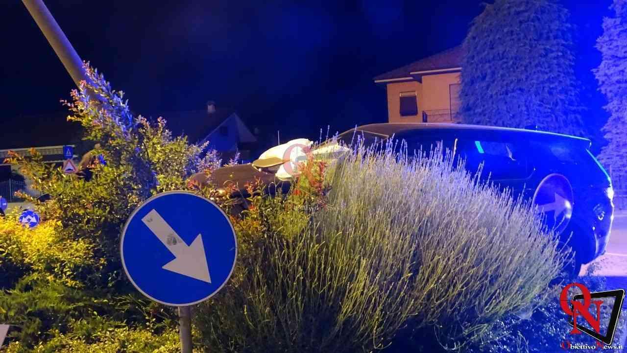 Rivarolo Incidente Rotonda vesignano 6
