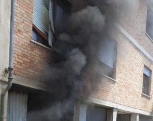 caluso incendio garage2