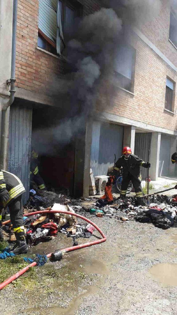 caluso incendio garage3