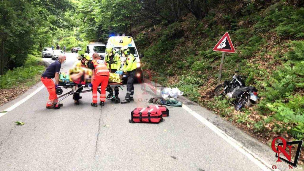 Alpette Incidente Moto4