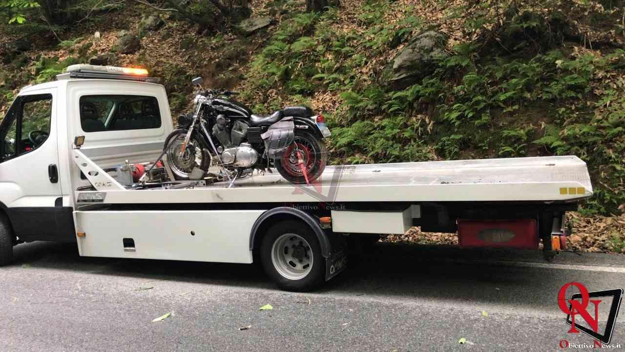 Alpette Incidente Moto5
