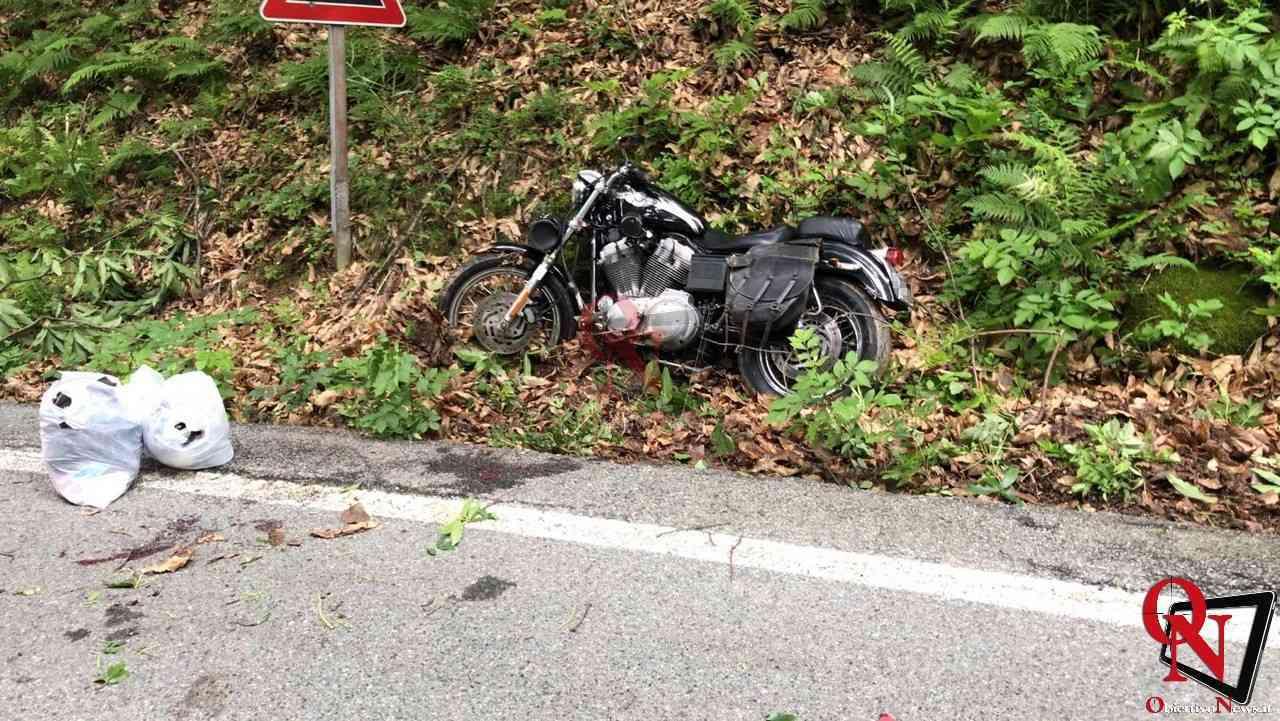 Alpette Incidente Moto6