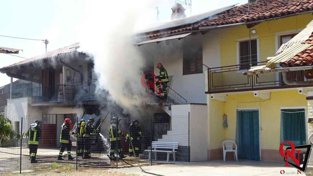 Oglianico Benne Incendio Garage 5