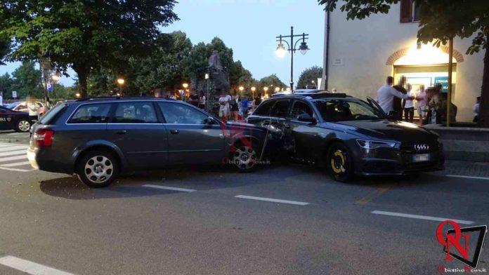 Rivarolo Incidente Corso Italia 1