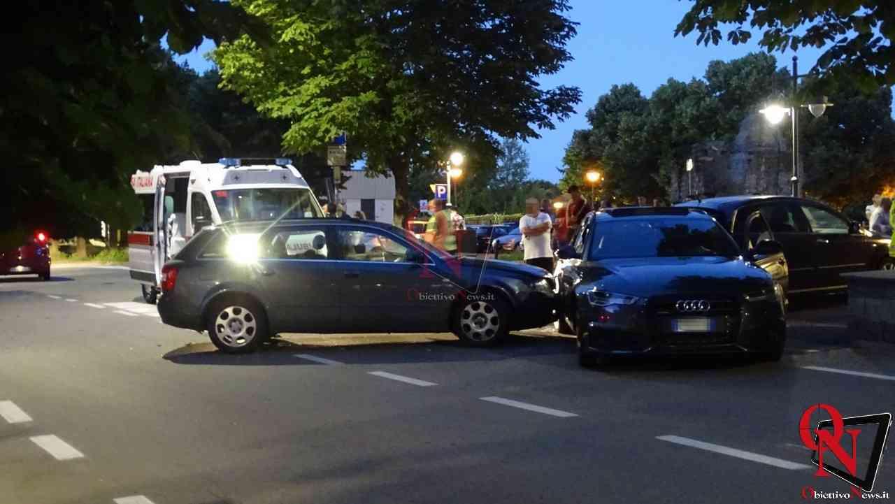 Rivarolo Incidente Corso Italia 4