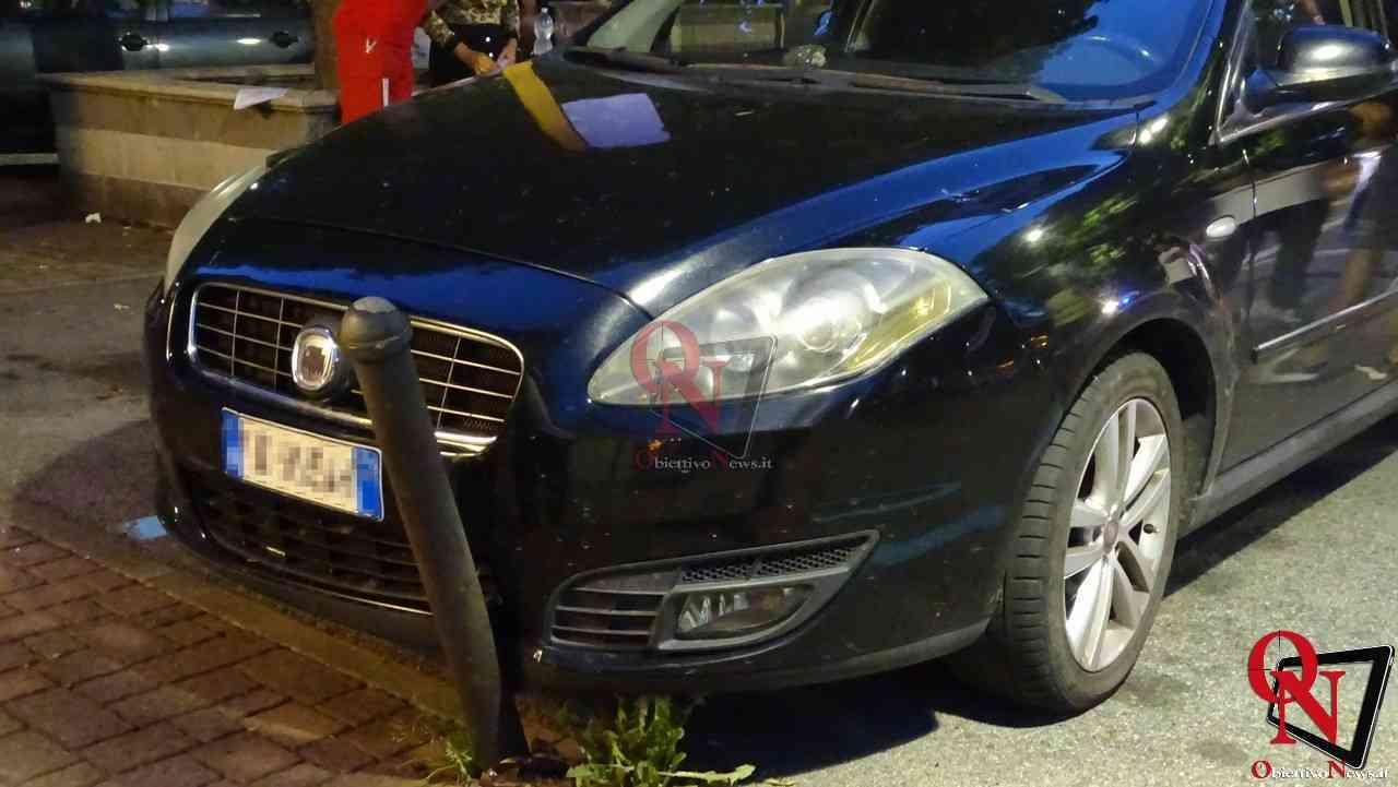 Rivarolo Incidente Corso Italia 5