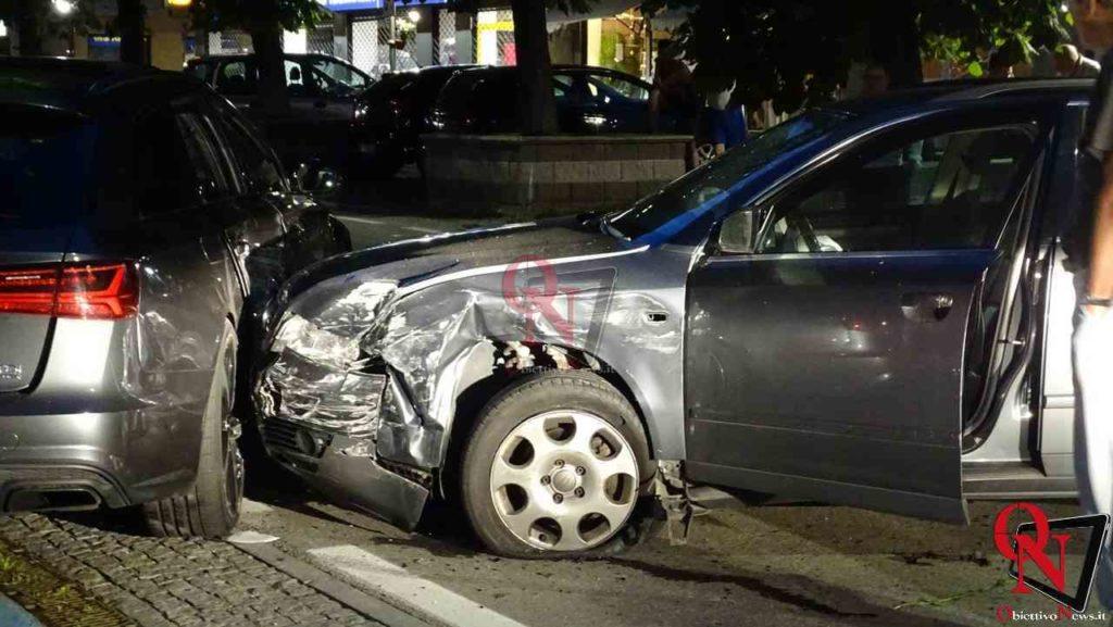 Rivarolo Incidente Corso Italia 6