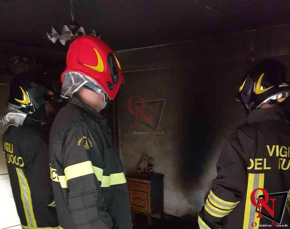 Ronco Incendio alloggio 4