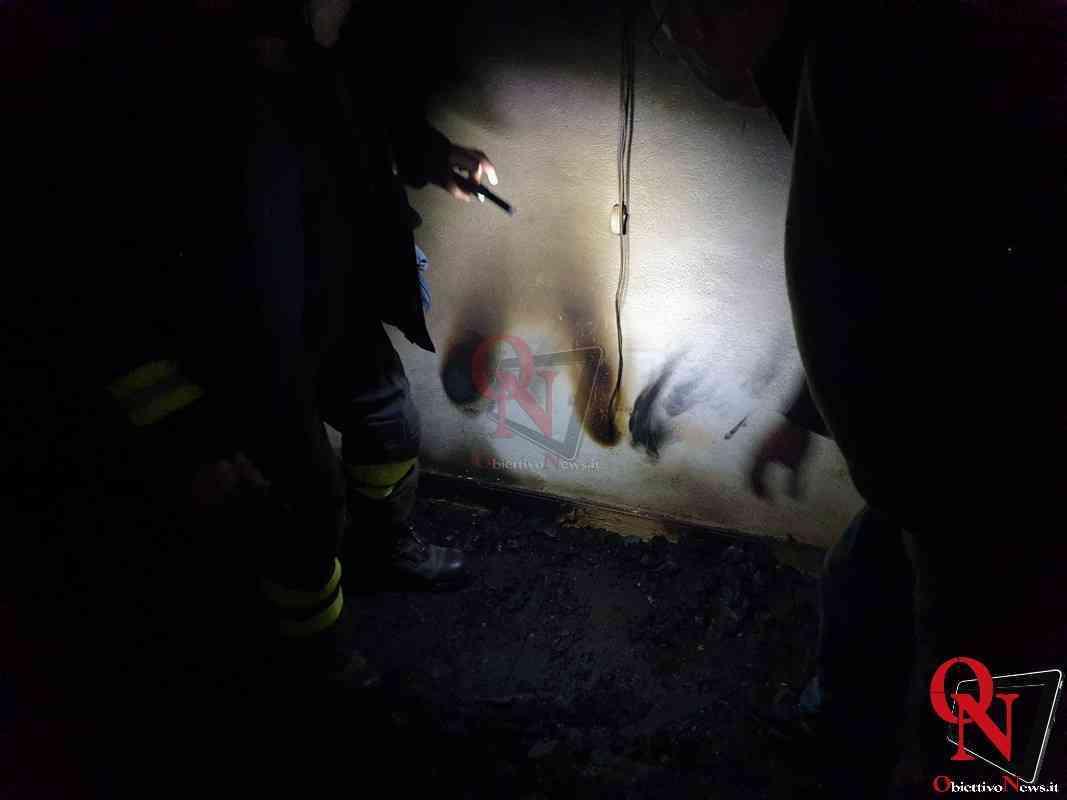 Ronco Incendio alloggio 6