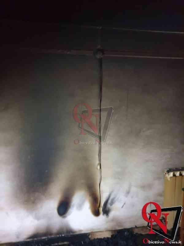 Ronco Incendio alloggio 8