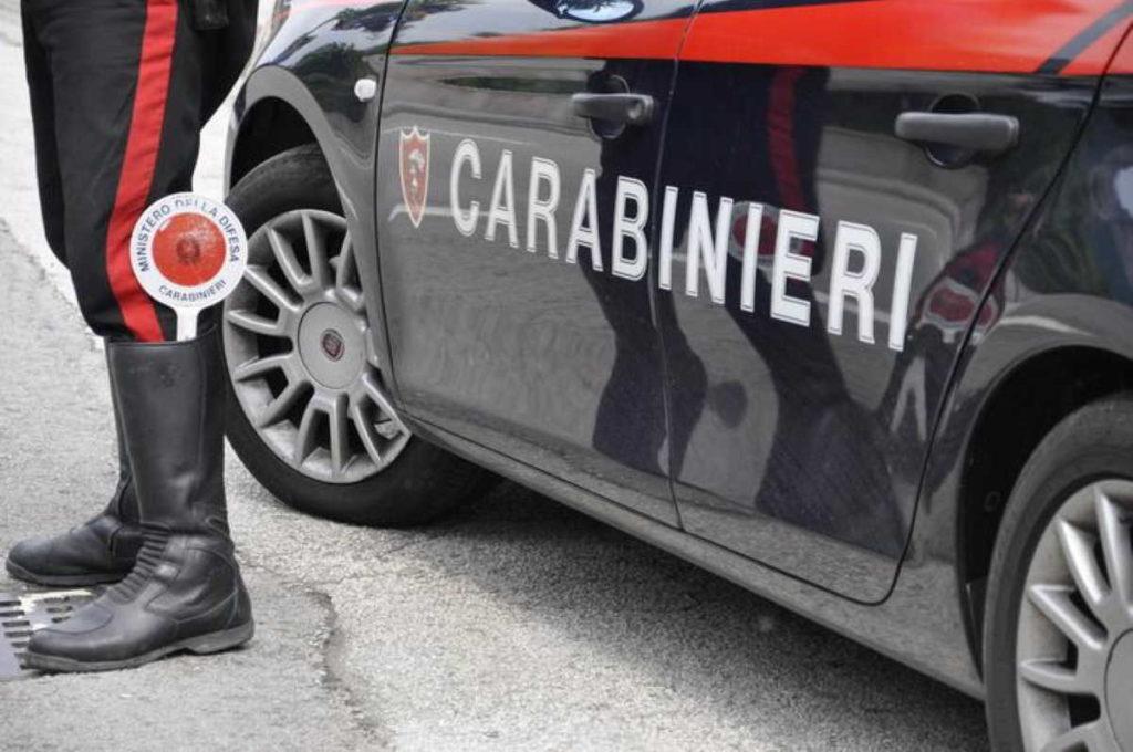 carabinieri auto cc