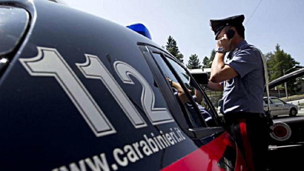 carabinieri auto cc 4