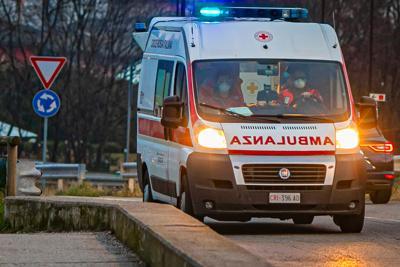 virus ambulanza fg