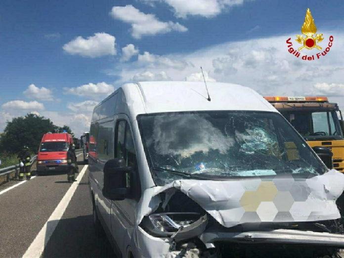 Asti incidente A21
