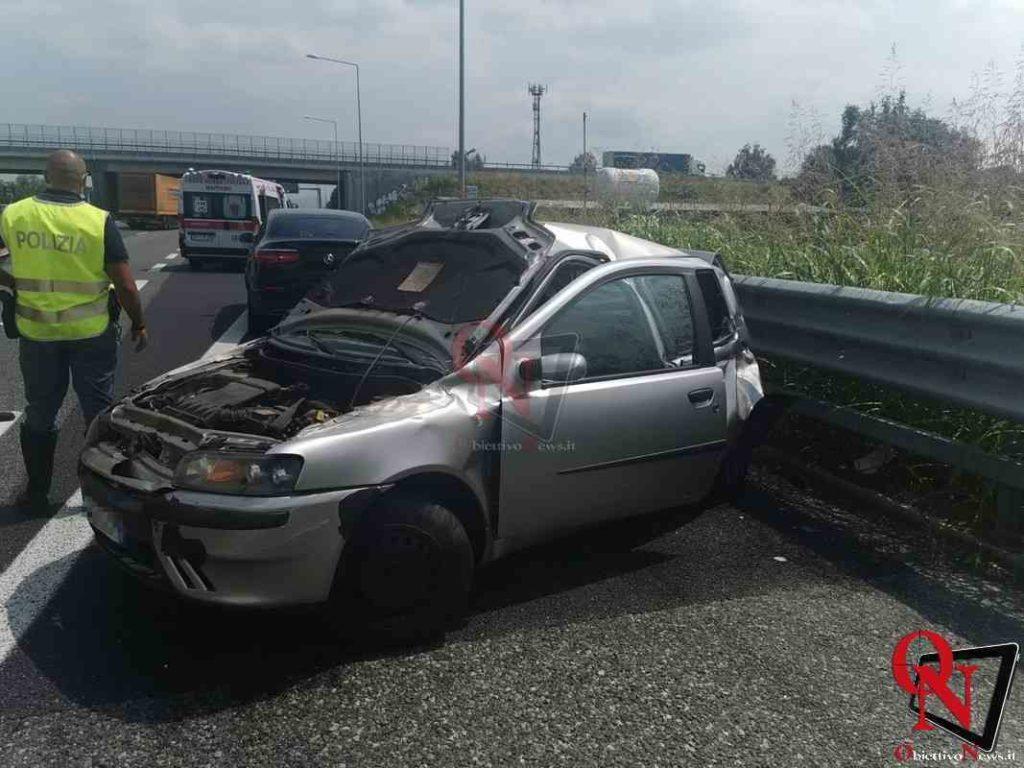 Borgaro incidente tangenziale 28072020 6