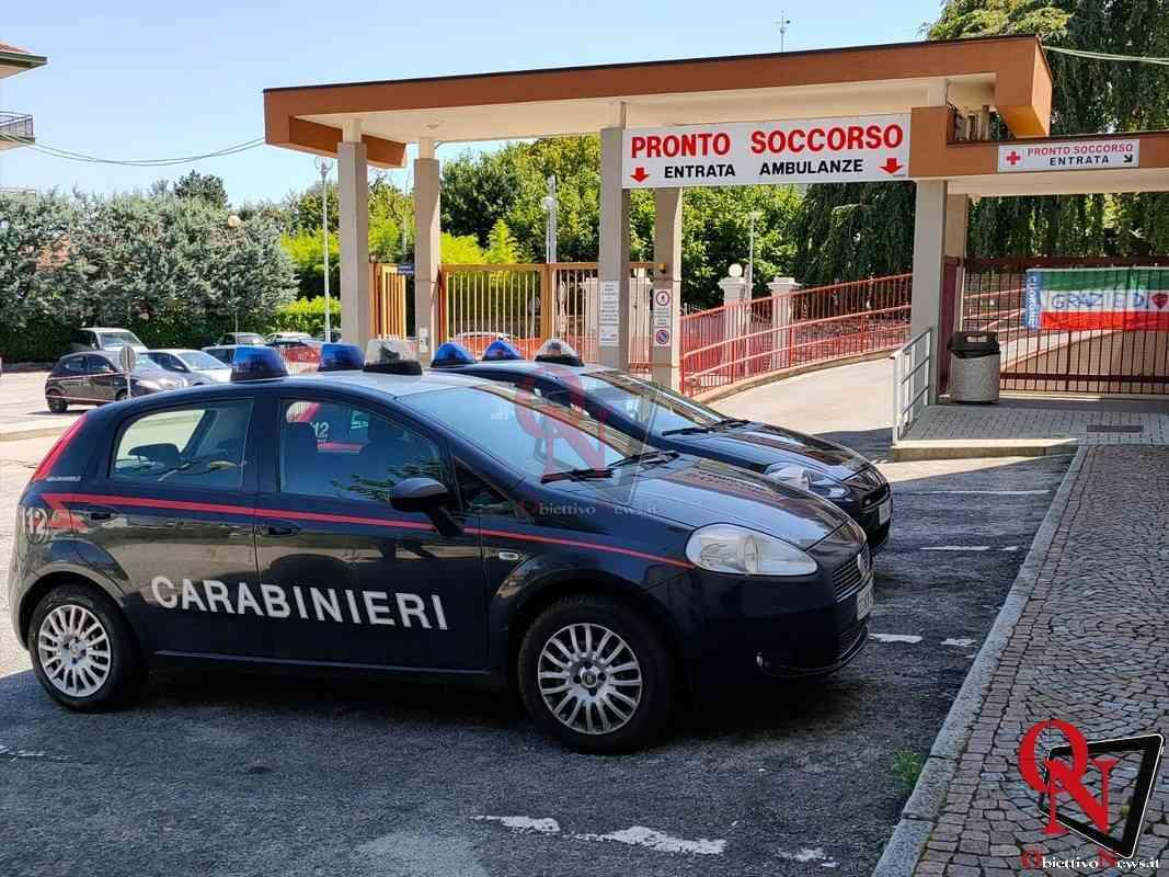 Cuorgne Carabinieri pronto soccorso 2
