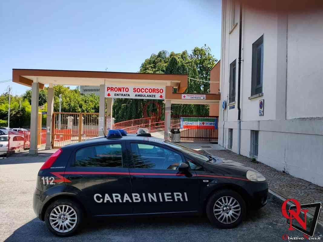 Cuorgne Carabinieri pronto soccorso 3