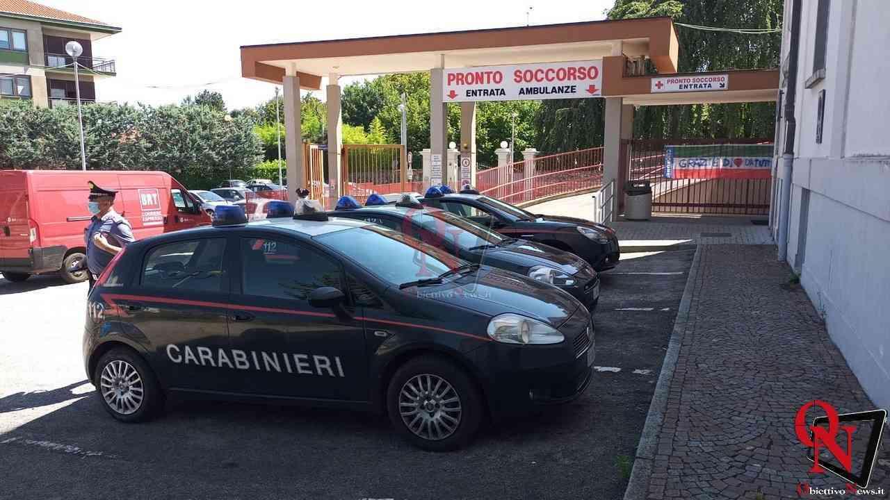 Cuorgne Carabinieri pronto soccorso 4