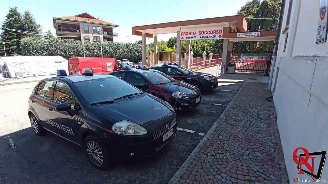 Cuorgne Carabinieri pronto soccorso 5
