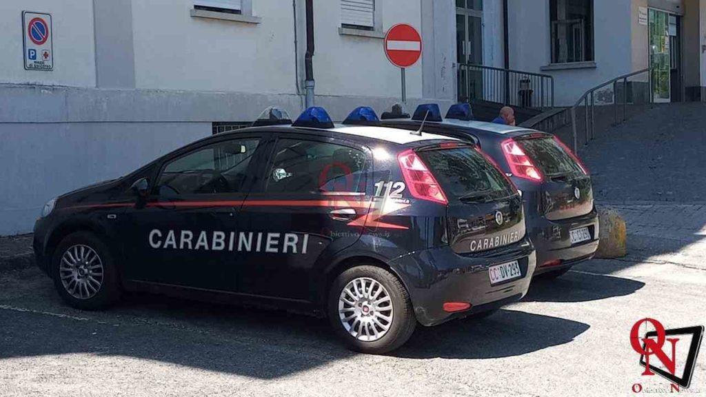 Cuorgne Carabinieri pronto soccorso 7