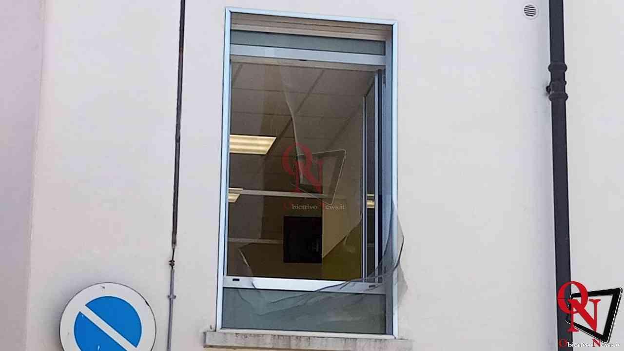 Cuorgne Pronto soccorso atti vandalici 2