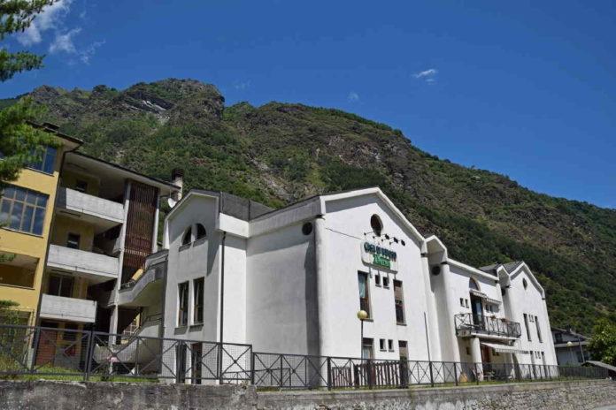 Locana ospedale Vernetti 1