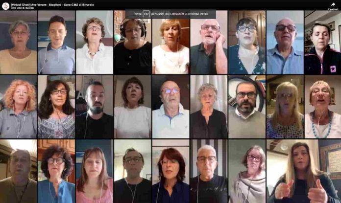 RIVAROLO virtual choir