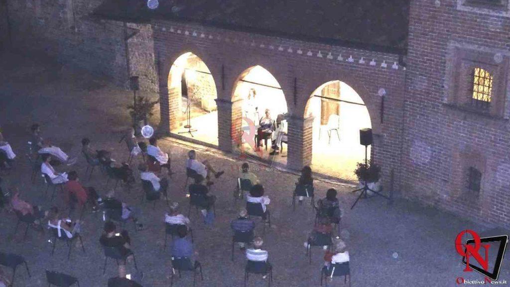 Rivarolo Canavese letture al castello Malgra 1