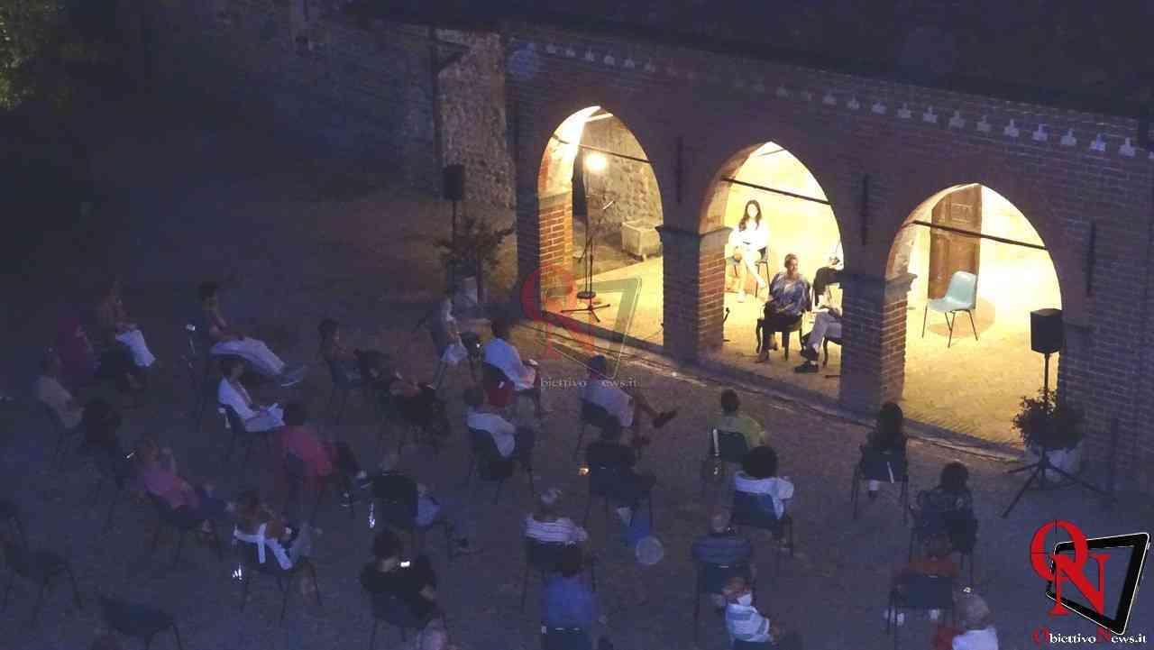 Rivarolo Canavese letture al castello Malgra 2
