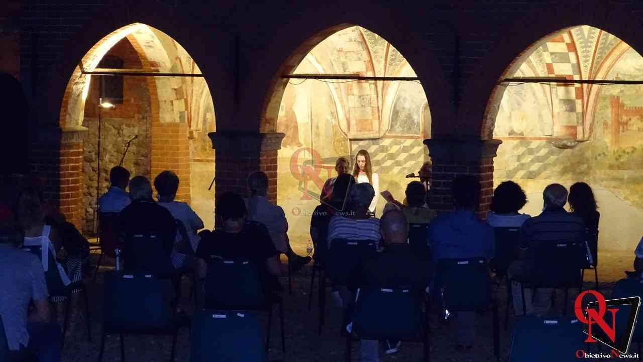 Rivarolo Canavese letture al castello Malgra 3
