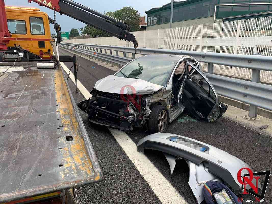 Settimo incidente a4 1