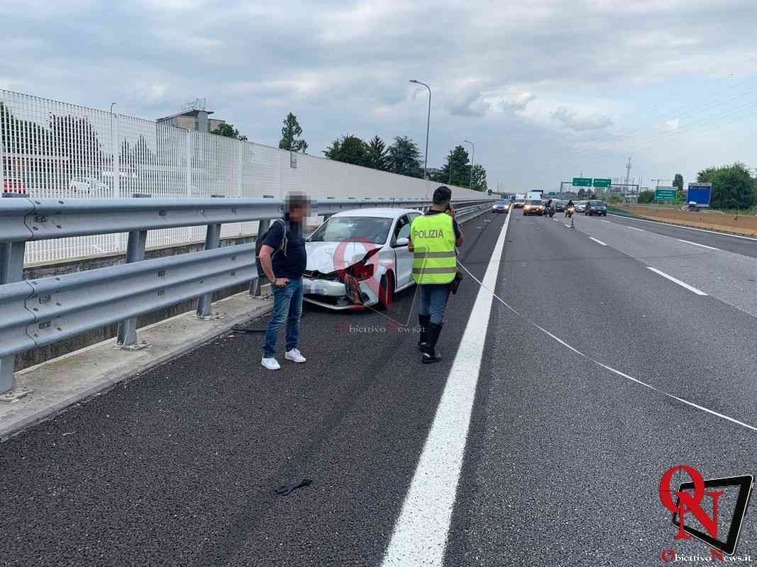 Settimo incidente a4 4