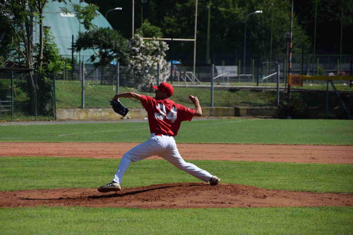 castellamonte baseball Redclay 2