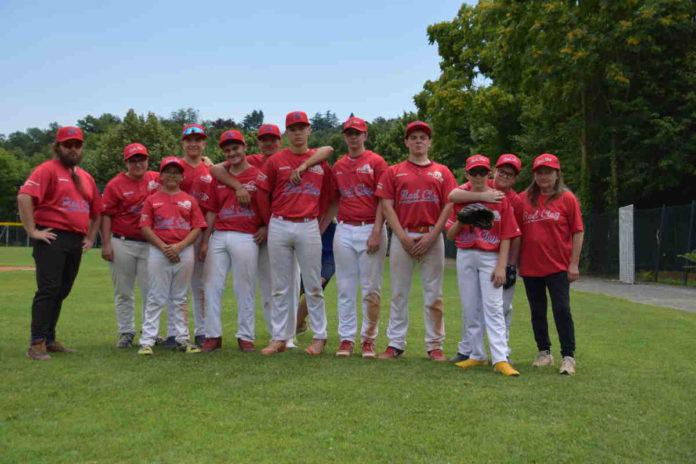 castellamonte baseball Redclay 3