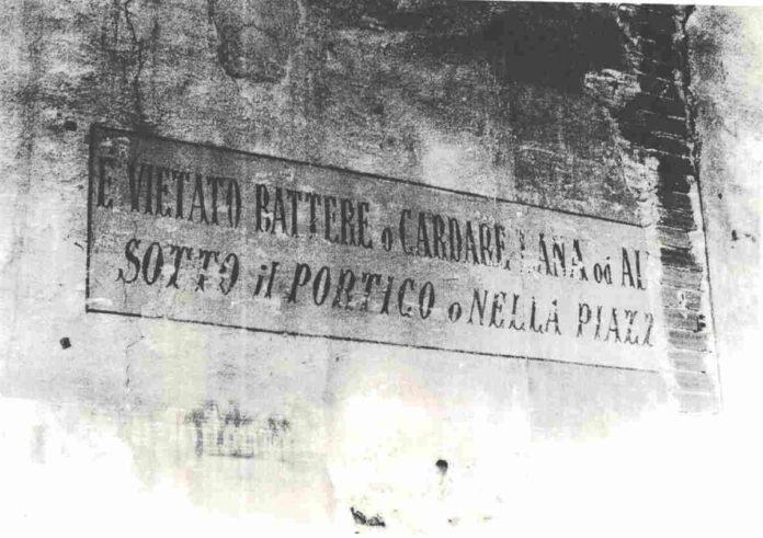 rivarolo scritta piazza Litisetto 1