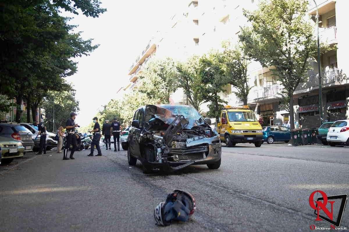 Torino incidente corso orbassano 1 Res
