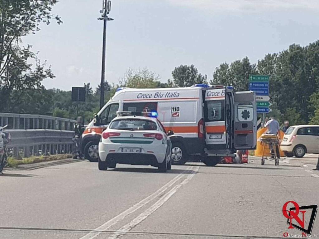 ivrea terzo ponte incidente Res 1