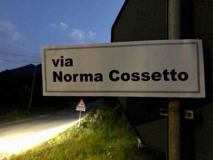 varisella via a Cossetto