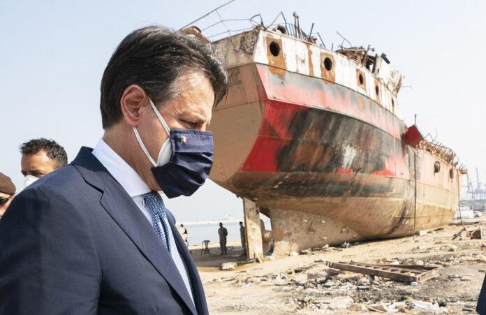 Libano: Conte, 'urge governo che abbia fiducia popolazione'