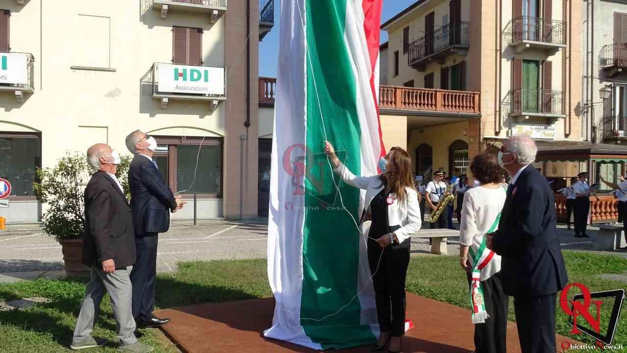 Castellamonte Inaugurazione Stele Costantino Nigra 10