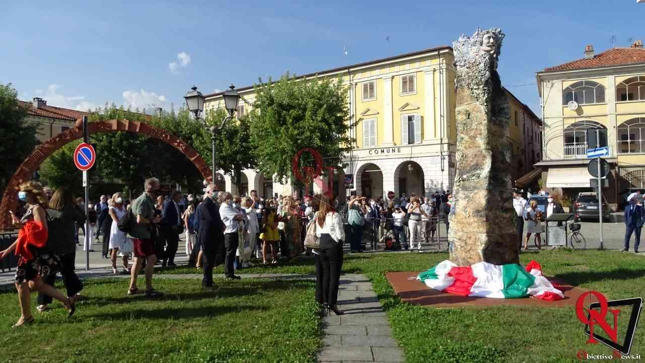 Castellamonte Inaugurazione Stele Costantino Nigra 13