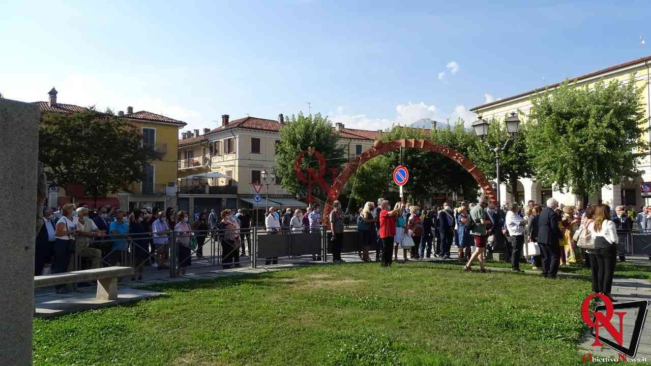 Castellamonte Inaugurazione Stele Costantino Nigra 16